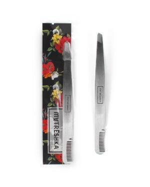 Tweezer with comb