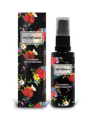 Cleancer for eyebrows - Matreshka